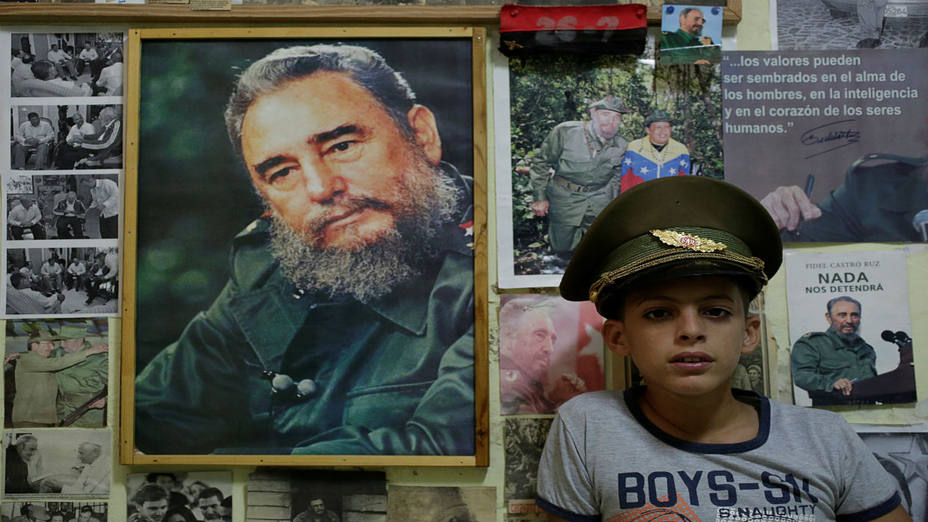 "Fidel Castro's death is a chance to ""move forward in peace"""